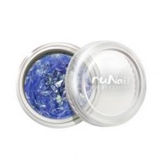 ruNail, дизайн для ногтей: слюда 0331