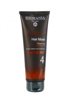 Маска для тонких, ломких, окрашенных волос EGOMANIA