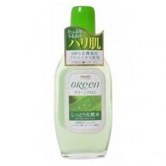 увлажняющий лосьон для ухода за сухой кожей meishoku green plus aloe moisture lotion