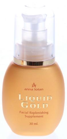 ANNA LOTAN Капли Золотые / Facial Replenishing Supplement LIQUID GOLD 30 мл