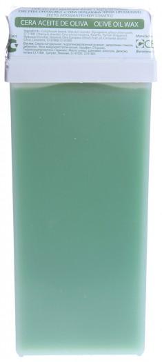 BEAUTY IMAGE Кассета с воском для тела, с маслом оливы / ROLL-ON 110 мл
