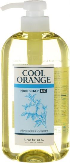 LEBEL Шампунь для волос / COOL ORANGE Hair Soap Ultra Cool 600 мл