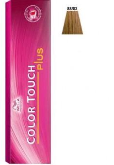 WELLA PROFESSIONALS 88/03 краска для волос, имбирь / Color Touch Plus 60 мл