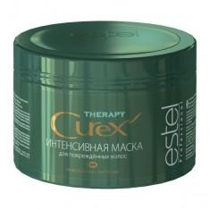 ESTEL PROFESSIONAL Маска интенсивная для поврежденных волос / Curex Therapy 500 мл