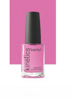 KINETICS 382 лак профессиональный для ногтей / SolarGel Polish 15 мл