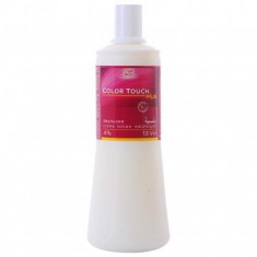 WELLA PROFESSIONALS Эмульсия 4% / Color Touch 1000 мл
