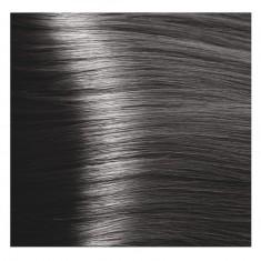 KAPOUS 01 крем-краска для волос, усилитель пепельный / Hyaluronic acid 100 мл