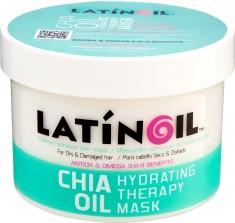 LATINOIL Маска увлажняющая и восстанавливающая с маслом чиа для волос / HYDRATING THERAPY MASK 250 мл