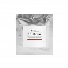 LUCAS' COSMETICS Хна для бровей, коричневый (в саше) / CC Brow brown 5 г