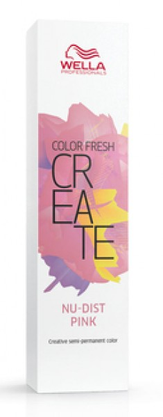 WELLA PROFESSIONALS Краска оттеночная для ярких акцентов, пудровый розовый / CF CREATE 60 мл