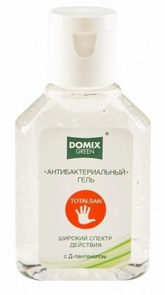 DOMIX Гель антибактериальный с д-пантенолом / TOTALSAN DG 50 мл