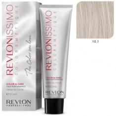 REVLON PROFESSIONAL 10.1 краска для волос, очень сильно светлый блондин пепельный / RP REVLONISSIMO COLORSMETIQUE 60 мл