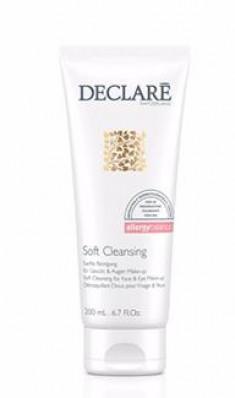DECLARE Гель мягкий для очищения и удаления макияжа / Soft Cleansing for Face & Eye Make-up 200 мл