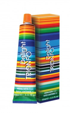 CONSTANT DELIGHT ДТ 7-7 крем-краска стойкая для волос, средне-русый медный / Delight TRIONFO 60 мл