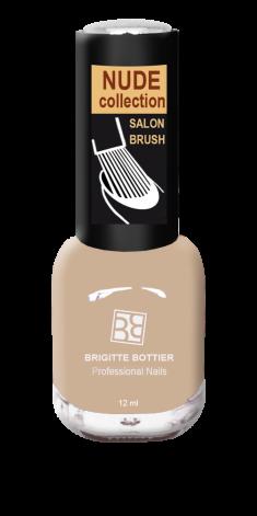 BRIGITTE BOTTIER 181 лак для ногтей, сливочный / Nude Collection 12 мл