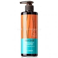 The Saem Silk Hair Argan Intense Care Shampoo