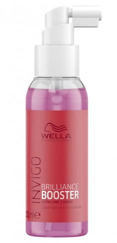 Wella Invigo Color Brilliance Бустер-концентрат для защиты цвета 100мл