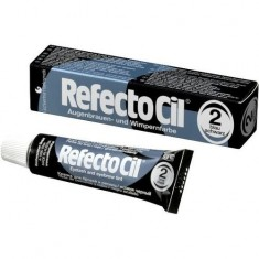 RefectoCil Краска черная-синяя для ресниц № 2