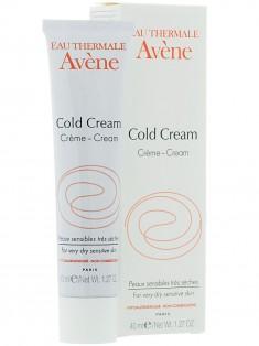 Avene (Авен) Колд-крем для сухой чувствительной кожи лица 40 мл