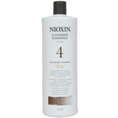 Nioxin Система 4 Очищающий шампунь 1000мл