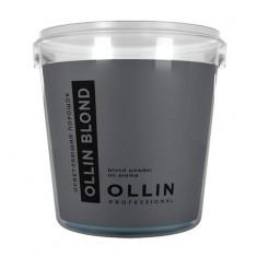 Ollin Professional BLOND Осветляющий порошок 500г