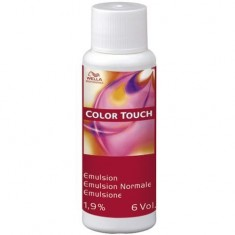 Wella COLOR TOUCH Эмульсия 1,9% 60мл