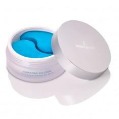 Гидрогелевые патчи для глаз с экстрактом коралла и морской водой, premium pack, 60 шт. (BeauuGreen)