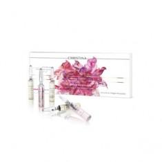 Ампулы с препаратом для восстановления защитного барьера кожи, 10 шт.* 2 мл (Christina)