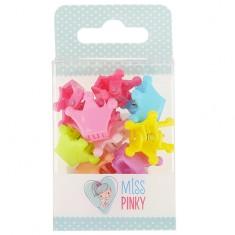 Набор крабов MISS PINKY 12 шт box