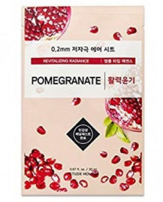 Маска с экстрактом граната ETUDE HOUSE 0.2 Therapy Air Mask Pomegranate