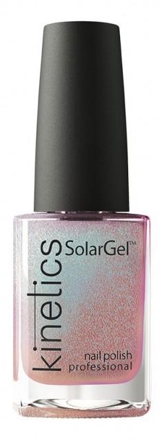 KINETICS 417 лак профессиональный для ногтей / SolarGel Polish Shh, I'm Fabulous 15 мл