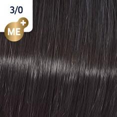 WELLA PROFESSIONALS 3/0 краска для волос, темно-коричневый натуральный / Koleston Perfect ME+ 60 мл
