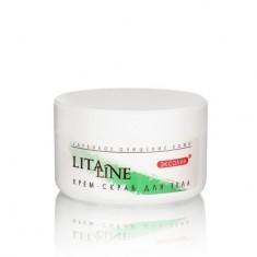LitaLine, Крем-скраб для тела, 200 мл