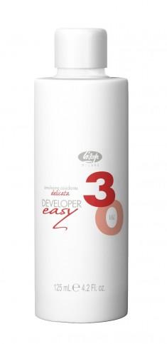 LISAP MILANO Оксидант-лосьон 9% / Developer Easy 30 vol 125 мл