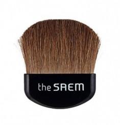 Кисть для нанесения румян THE SAEM Mini blusher brush