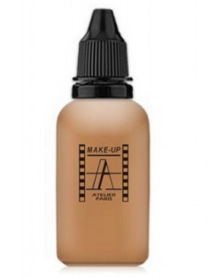 Тон-флюид водостойкий д/аэрографа Make-Up-Atelier 5NB нейтральный бежевый загар, 30 м Make-Up Atelier Paris