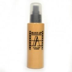 Тон-флюид водостойкий Make-Up Atelier Paris 4NB FLMW4NB нейтральный бежевый 100 мл