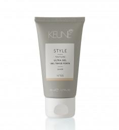 KEUNE Гель ультра для эффекта мокрых волос / STYLE ULTRA GEL 50 мл