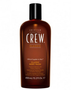 Гель для душа American Crew CLASSIC BODY WASH 450мл