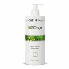 CHRISTINA Гель мягкий очищающий (шаг 1) / Bio Phyto Mild Facial Cleanser 500 мл