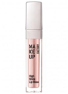 Блеск для губ Молочно-розовый перламутр MAKE UP FACTORY