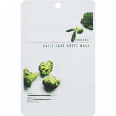 Тканевая маска с брокколи EUNYUL BROCCOLI DAILY CARE SHEET MASK 22г