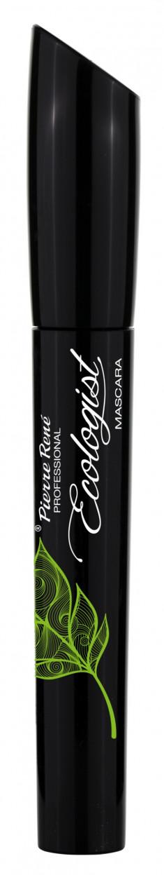 PIERRE RENE Тушь c ухаживающими компонентами, черная / Mascara Ecologist 10 мл PIERRE RENE PROFESSIONAL