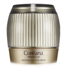 Coreana Premium Moisture solution cream Увлажняющий крем 50мл