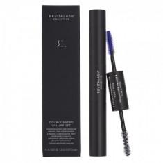 Двусторонний сет: основа под тушь для объема и тушь для объема иссиня-черная RevitaLash Cosmetics Double-Ended Volumizing Primer And Mascara Raven 5,5мл + 5,5мл