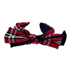 Ободок LADY PINK SCHOOL GIRL bow