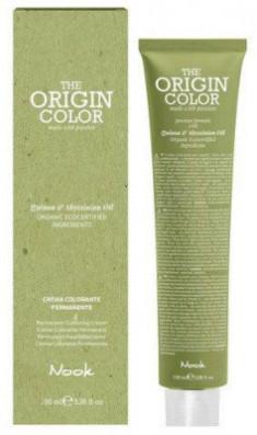 Краска для волос Nook Origin Color Cream 9.13 Бежевый Очень Светлый Блондин 100 мл