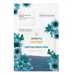 Маска очищающая для лица Sesderma BEAUTYTREATS Purifying therapy mask 27мл