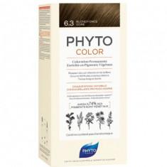 Краска для волос PHYTOSOLBA PHYTO COLOR 6.3 Темный золотистый блонд