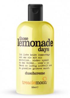 Гель для душа домашний лимонад Treaclemoon Those Lemonade Days Bath & Shower Gel 500 мл